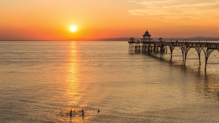 Clevedon Pier - Pier of the Year 2021