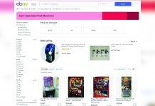 Ebay Facebook illegal machine sales