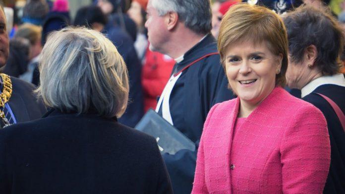 Nicola Sturgeon Scotland AGCs lockdown reopening