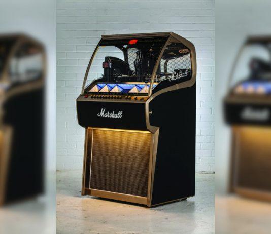 Sound Leisure Marshall LP Jukebox
