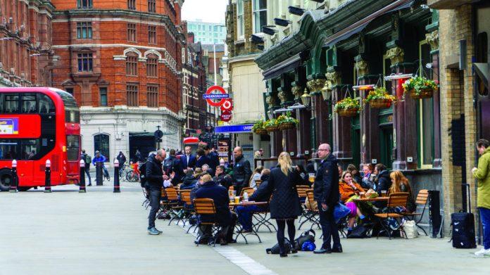 BBPA calls end restriction 5 percent UK pubs remain closed