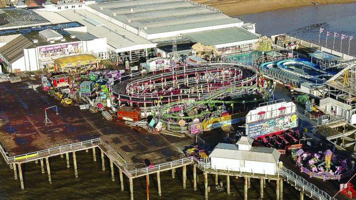 Clacton Pier event