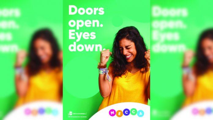 Mecca Bingo brand refresh
