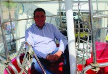 Clacton wheel makes debut