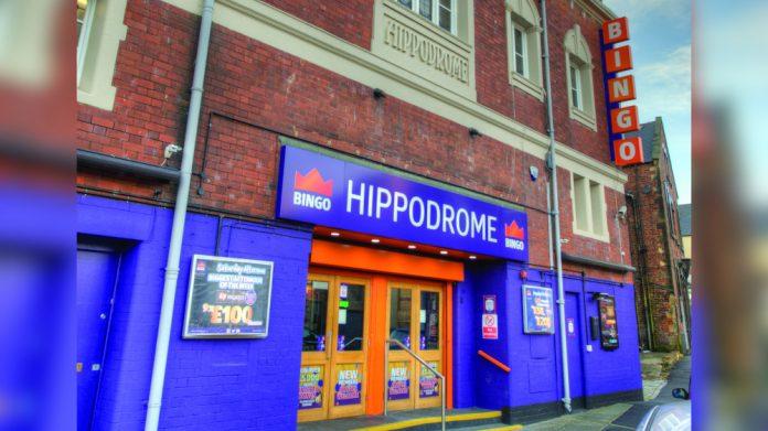 Hippodrome Bingo Club Bishop Auckland