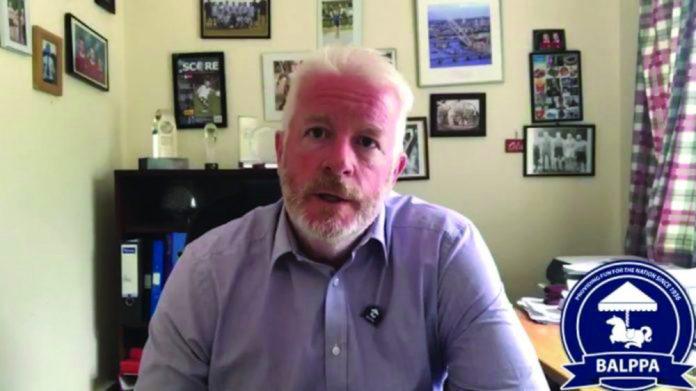 Paul Kelly BALPPA clip