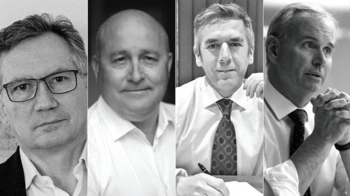Spray Lakes Consultancy industry though leaders Ian Chuter Andrew Tottenham Nick Harding Jonathan Garnett specialists