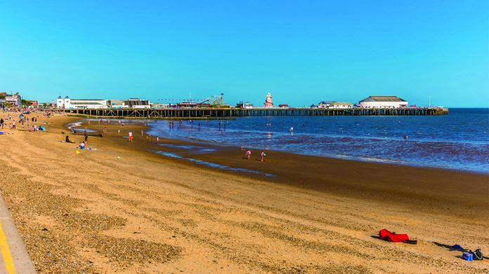 Clacton tops hotel search ranking