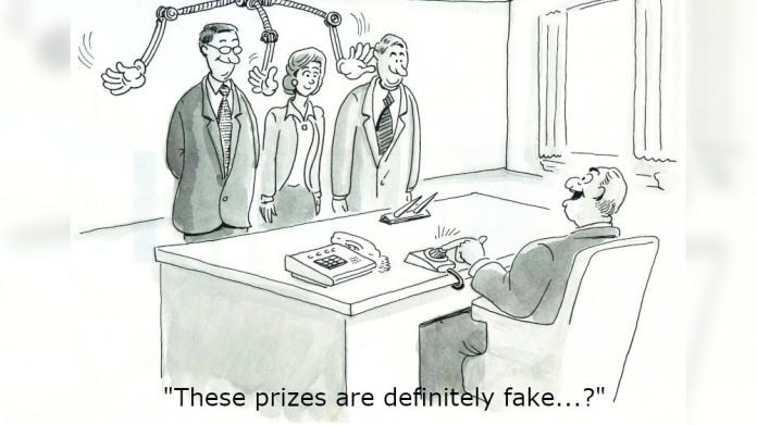 counterfeit fake merchandise comment