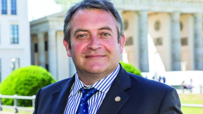 Jason Frost re-elected as EUROMAT president