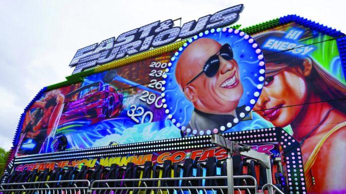 M&D's Theme park new rides