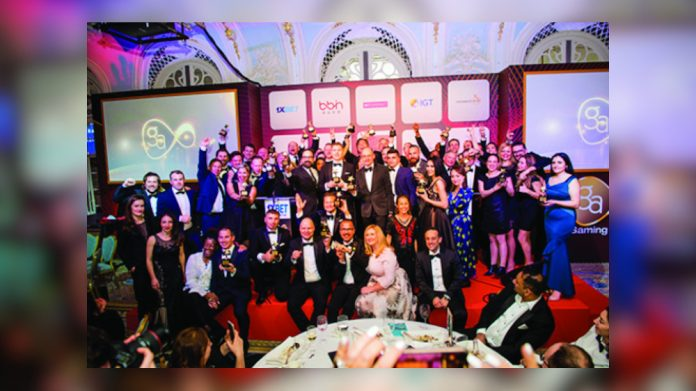 Majestic Bingo Innovation Awards finalist