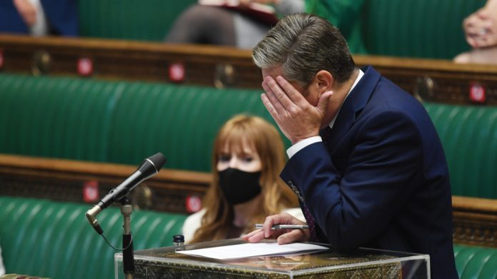 Off The Record Is Keir Starmer Toast labour party
