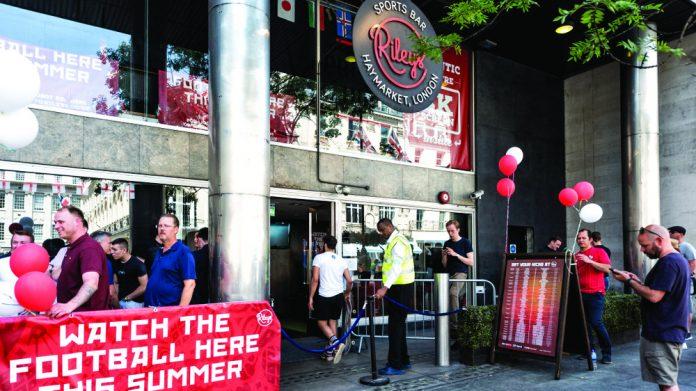Rileys Sports Bars financials