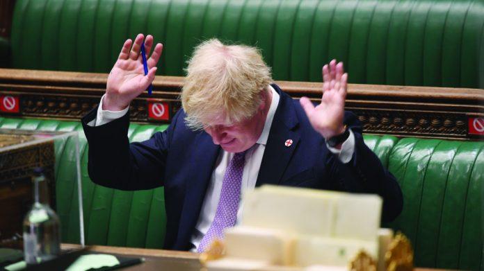 UK Parliament Jessica Taylor - Boris Johnson freedom day gamble