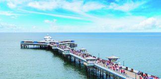 Llandudno Pier staff hospitality