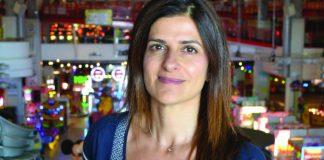 Michelle Michael Grand Pier