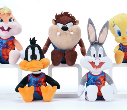 Whitehouse Leisure licensed movie products plush