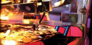 Cash Seaside sector gambling 2p Pusher