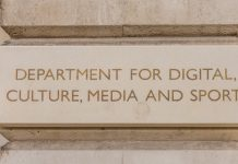 DCMS wall Nadine Dorries appointed culture secretary