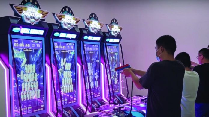 Electrocoin to launch Skill Shooter at IAAPA Expo Europe