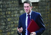 Gavin Williamson Off The Record Government reshuffle ACOS Winter lockdown