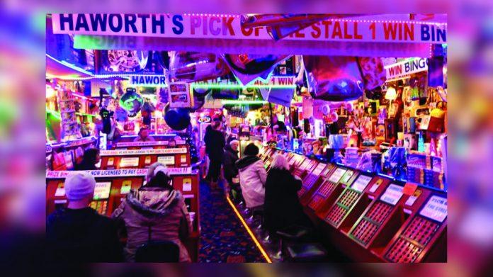 Haworths Prize Bingo Blackpool