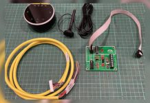 Instance Contactless installation conversion kit