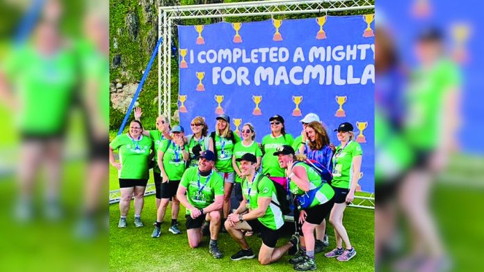 Merkur Initiative sponsorship Macmillan Cancer Support charity
