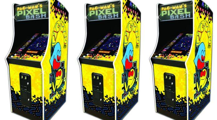 Pac-Man Pixel Bash Bandai Namco Amusement Europe