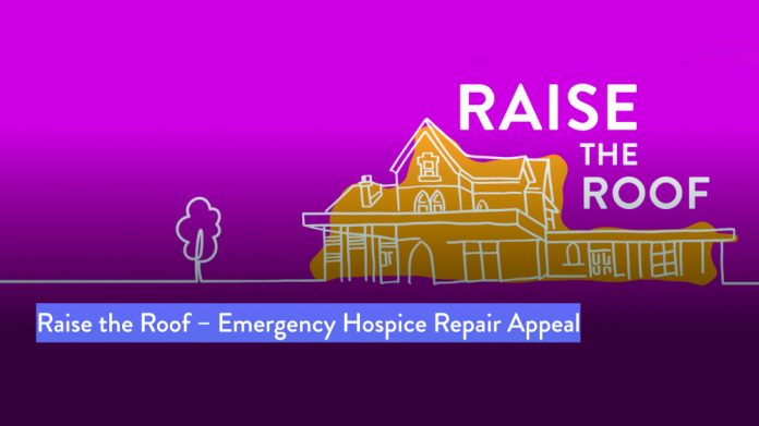 Raise The Roof charity appeal Merkur initiative