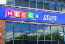 Rank Group machine investment Mecca Bingo