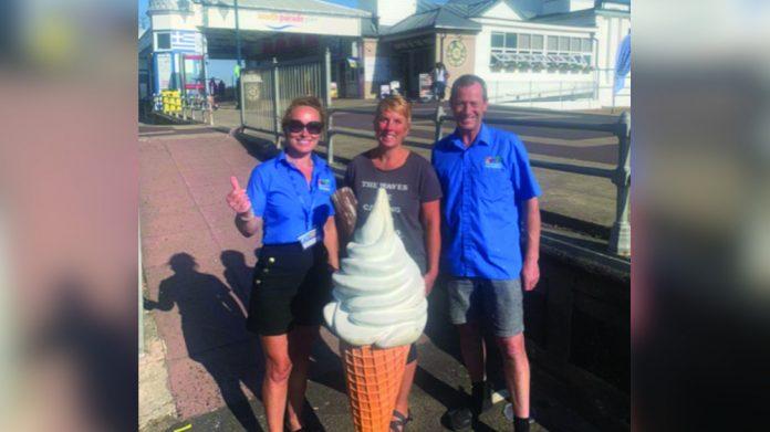 South Parade Pier Kidz Island Ice Cream