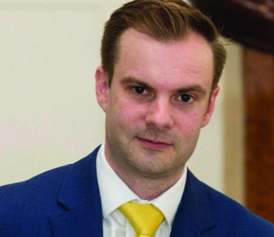 Tim Miller Gambling Commission executive director