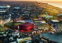 Blackpool Central development approval