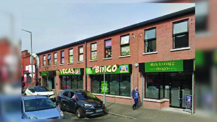 Blackstaff Bingo West Belfast