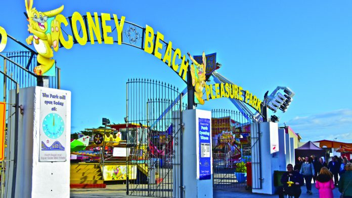 Coney Beach announces Blue Light Day