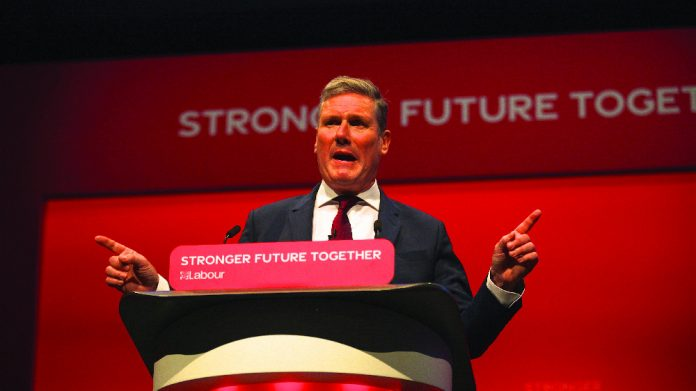 Keir Starmer Labour Conference Off The Record