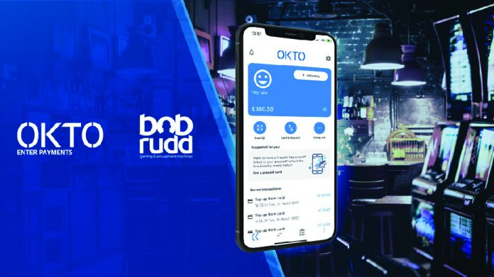OKTO Bob Rudd Cashless Payments