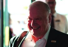 Robert Gibb celebrates five years at Bacta