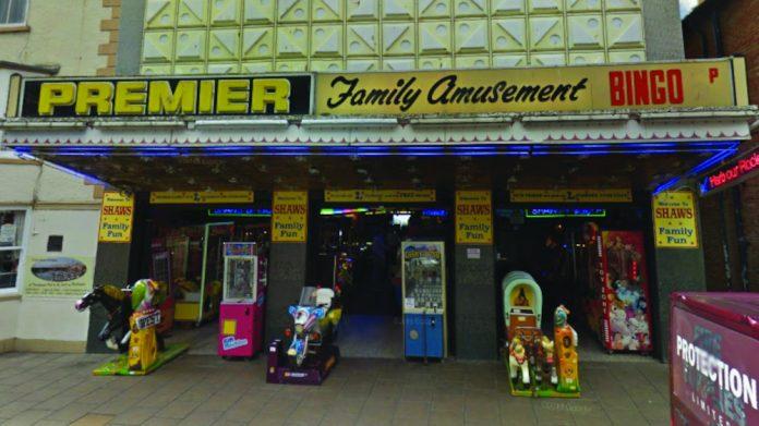 Shaws Premier Amusements positive Bridlington summer