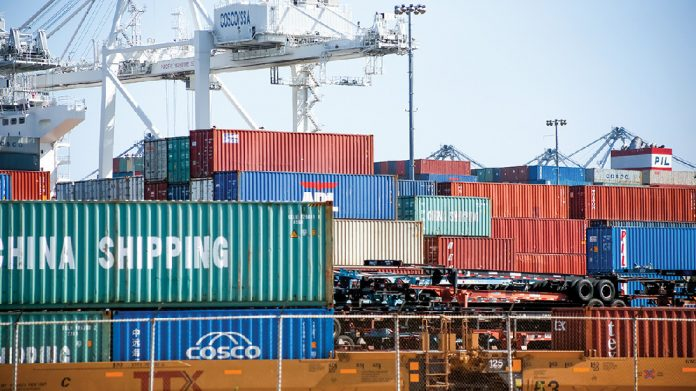 Shipping port John Stergides Supply Chain