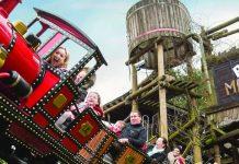 Thorpe Park Runaway Mine Train #VATsEnough VAT campaign